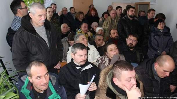 В Запорожье судят АТОшника из-за конфликта с водителем маршрутки