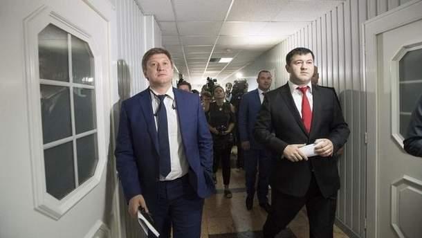 Александр Данилюк и Роман Насиров