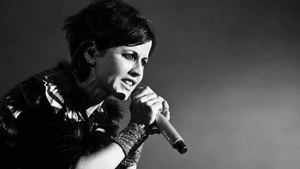 Смерть Долорес О'Риордан: певица записала сообщение