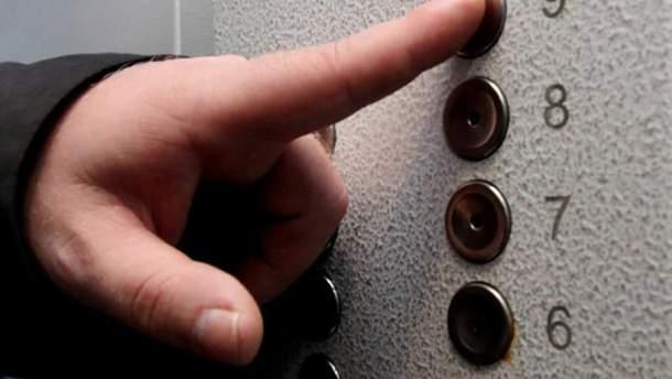 В России установили необычный лифт