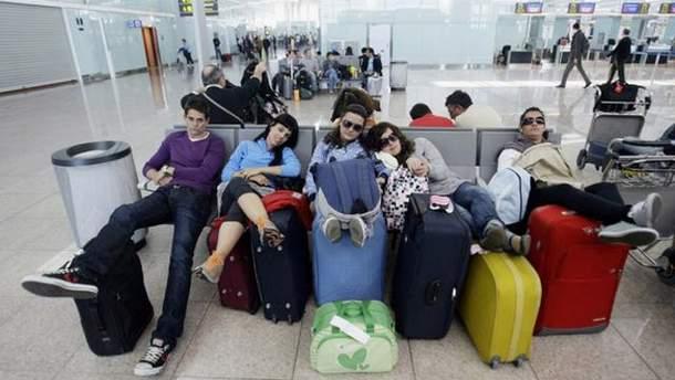 Российские туристы не могут вернуться из Мексики