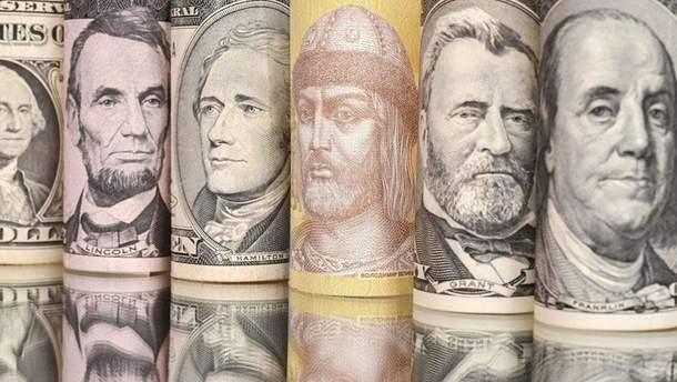 Наличный курс валют 17 января