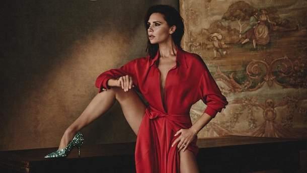 Виктория Бекхэм для Vogue Spain