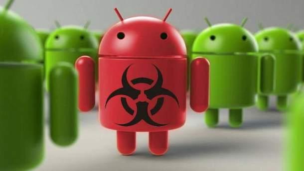 Вірус Skygofree заражає Android-пристрої