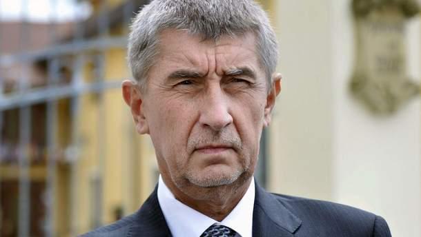 Уряд Андрея Бабіша пішов у відставку
