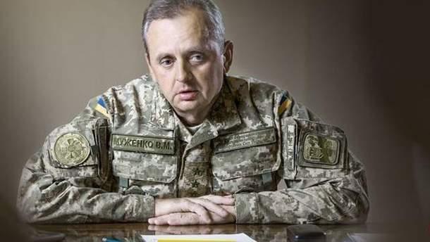 ЗСУ готуються прийняти на озброєння Javelin, заявив Муженко