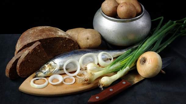 Великий піст 2019: харчування на кожен день, що можна їсти - таблиця