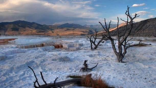 На думку фахівців, існує серйозна небезпека у зв'язку з прийдешніми кліматичними змінами