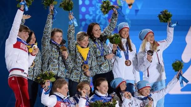 У Мінмолодьспорту розповіли, скільки платитимуть призерам Олімпіади-2018