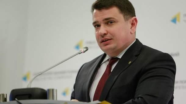 Директор НАБУ Артем Сытник