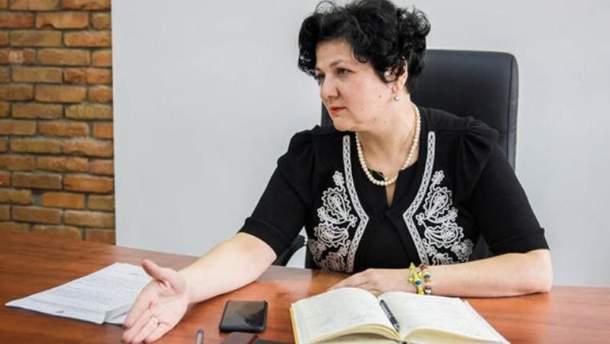 Олена Розенблат
