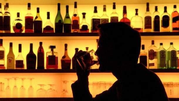 Штраф за порушення правил вживання алкоголю