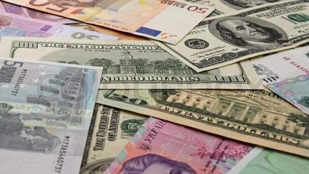 Наличный курс валют 18 января в Украине
