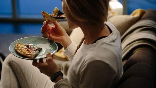 Як перестати харчуватись вночі