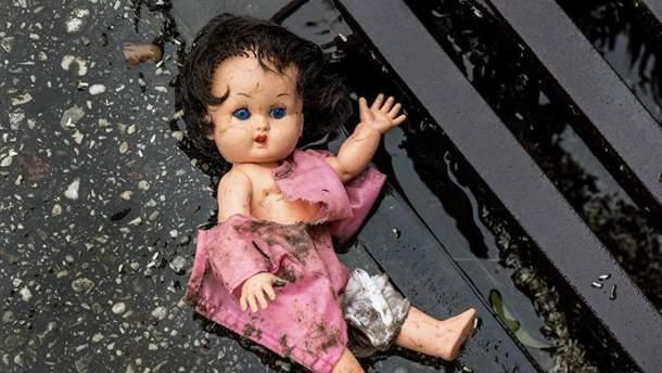 В одном из детсадов Прикарпатья воспитательница избила детей