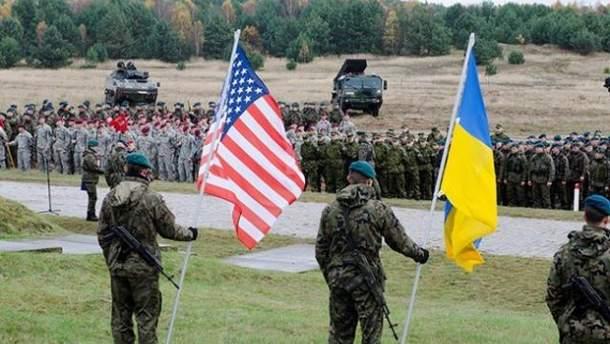 Верховная Рада разрешила допуск военных других государств на учения в Украину