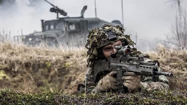 В России боятся совместных учений Украины и НАТО
