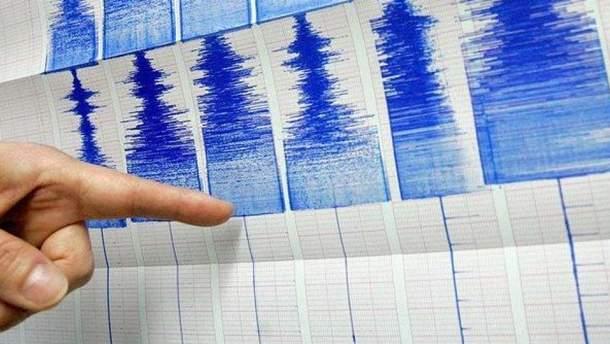 Землетрус у Росії