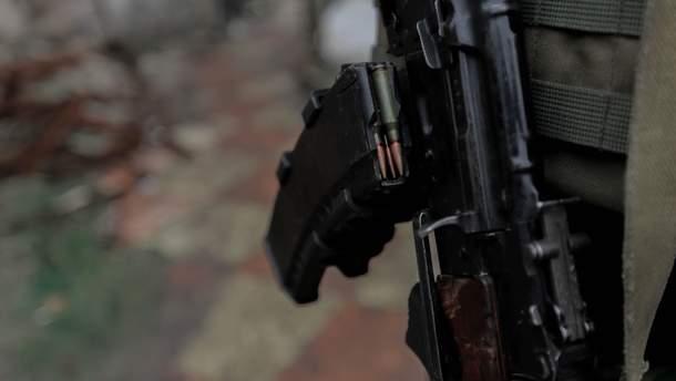 У зоні АТО зазнав поранення військовий