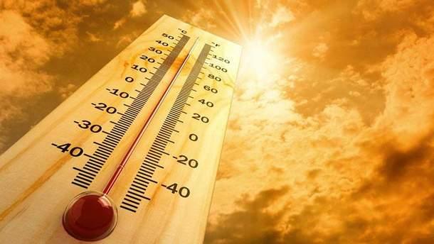 2017 рік потрапив до трійки найтепліших в історії