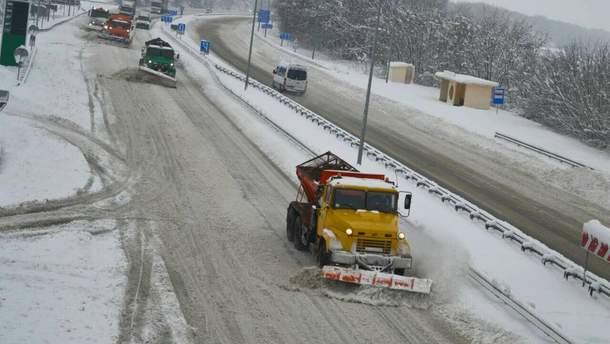 На усіх магістралях державного значення обмеження руху знято
