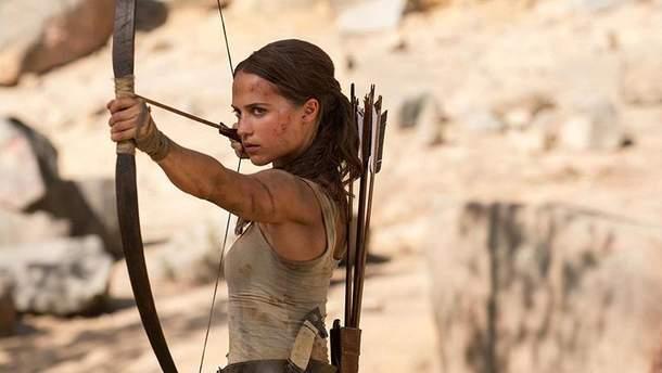 """""""Tomb Raider: Лара Крофт"""" официальный трейлер"""