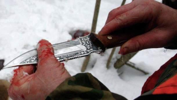 Под Москвой пенсионер отрубил руки и голову своему собутыльнику