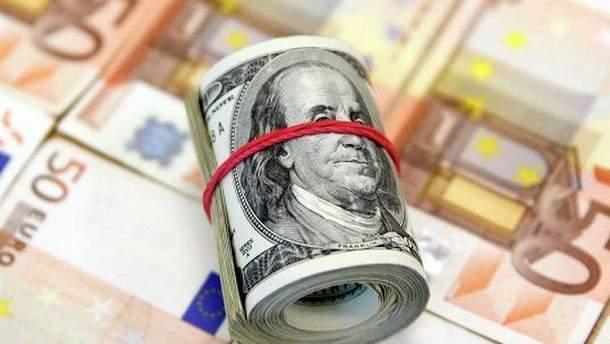 Наличный курс валют 19 января в Украине