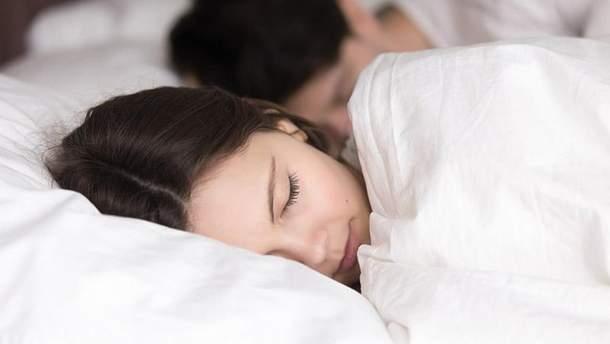 Как быстрей заснуть