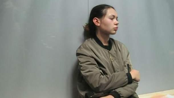 Адвокат Зайцевої розповіла про її погане самопочуття наприкінці слідства