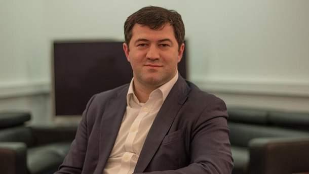 Насіров зробив несподівану заяву щодо його колишньої посади