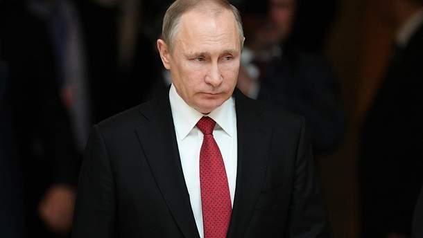 Путін стомився від Росії