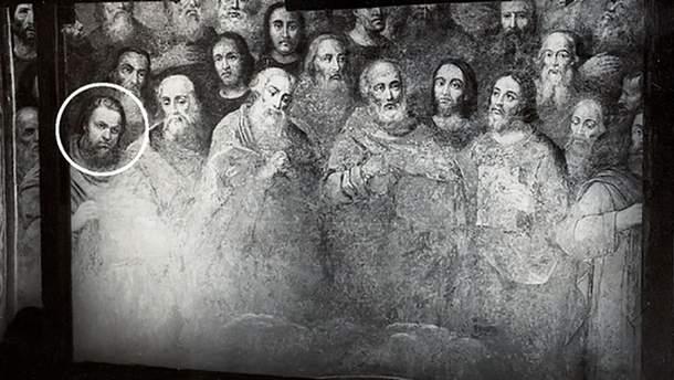 У Софійському Соборі Києва було знайдено унікальні фрески