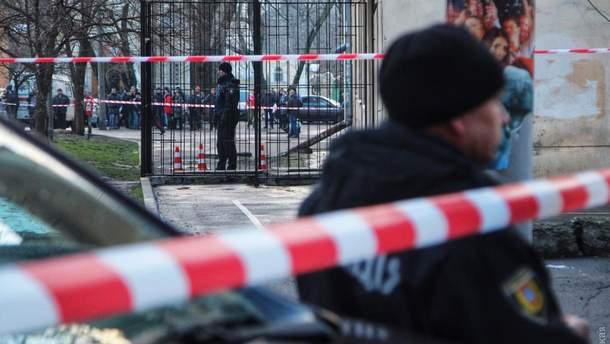 Перестрелка в Одессе 19 января