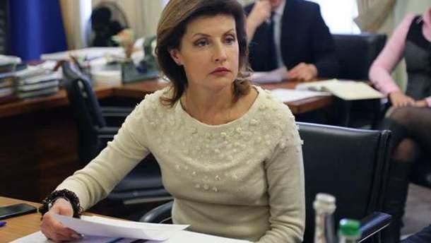 Марина Порошенко стала головою Українського культурного фонду