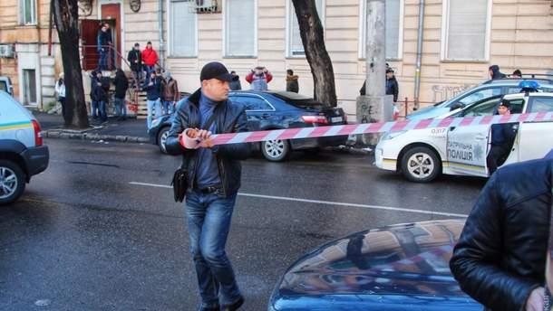 Перестрелка в Одессе: число пострадавших и жертв возросло