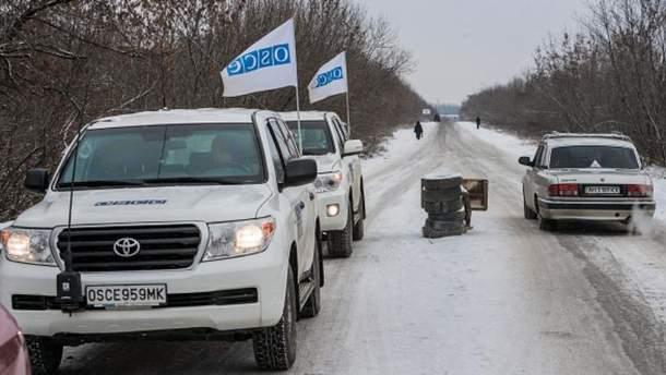 Сотрудник ОБСЕ погиб в ДТП на Донетчине