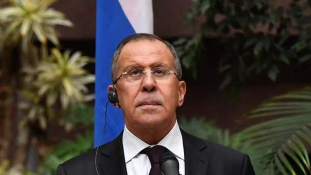Сергій Лавров прокоментував заяву Пентагону щодо загрози з боку Росії