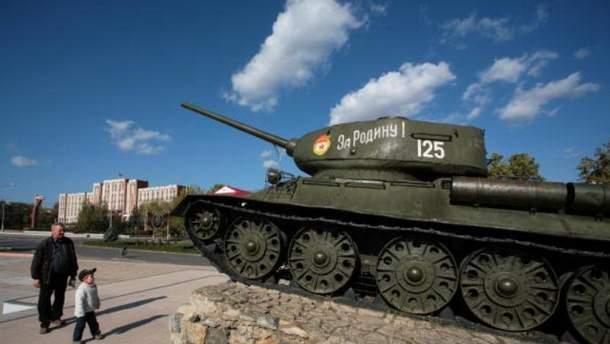 Молдова выставит России счет за Приднестровье