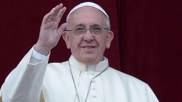 Папа Римський виступив проти корупції