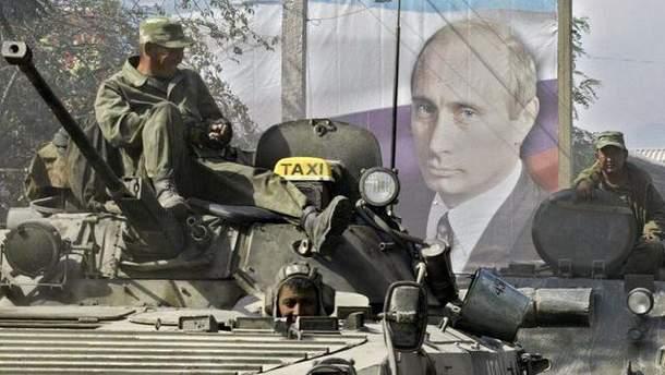 Путін може розпочати новий етап агресії Кремля в Україні