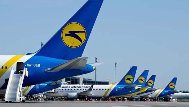 Самолет совершил аварийную посадку в аэропорту Одессы