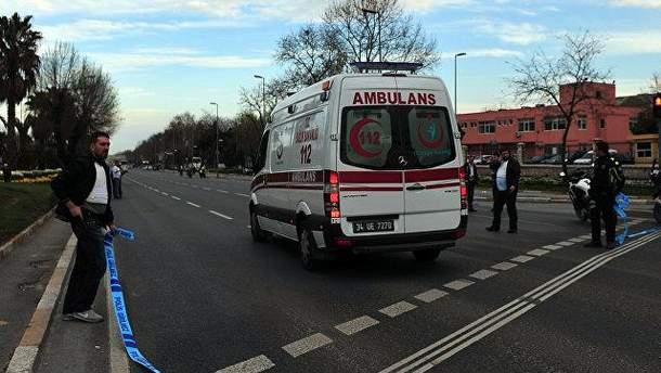 В Турции автобус со школьниками попал в жуткое ДТП