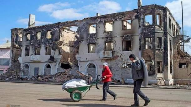 Ситуация на Донбассе с продовольствием становится критической