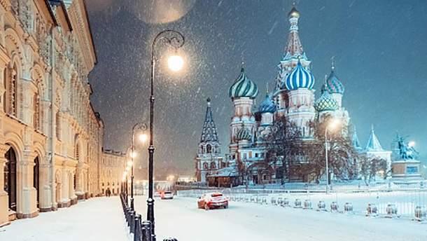 У Москві була найхолодніша ніч за всю зиму