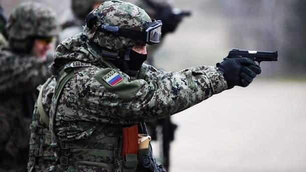 """""""Зелених чоловічків"""" Росії запрошують до Сербії"""