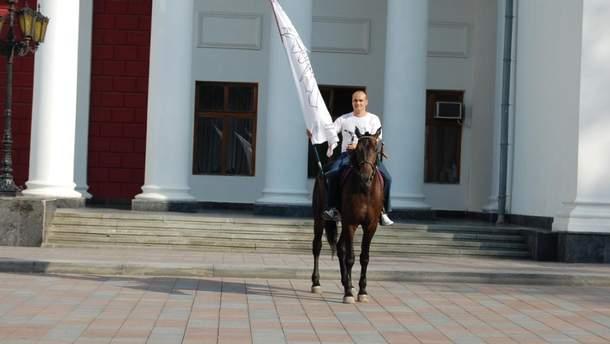 Сталинист Валентин Дорошенко