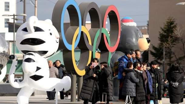Олимпиада-2018 стартует 9 февраля