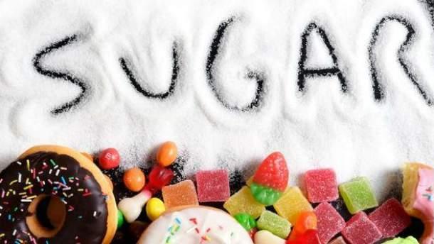Як відмовитись від цукру