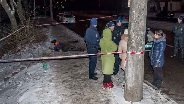 В Днепре нашли тело замученного парня